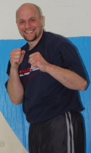 Derrick ohlhoff instructor precision mma poughkeepsie boxing lagrange hyde park